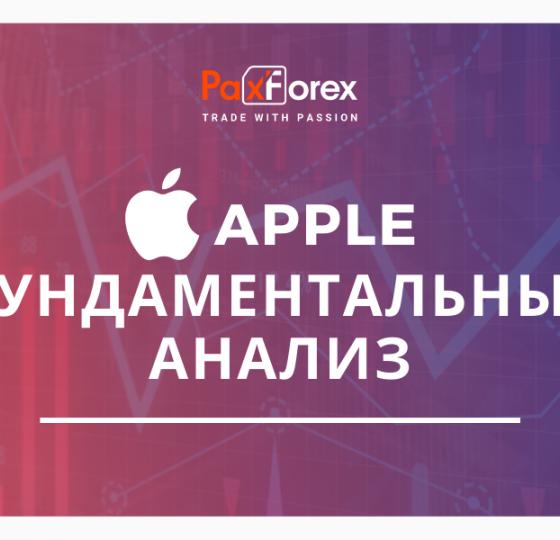 Apple | Фундаментальный Анализ1