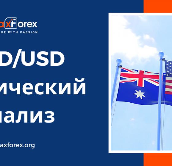 Технический Анализ Валютной Пары AUD/USD1