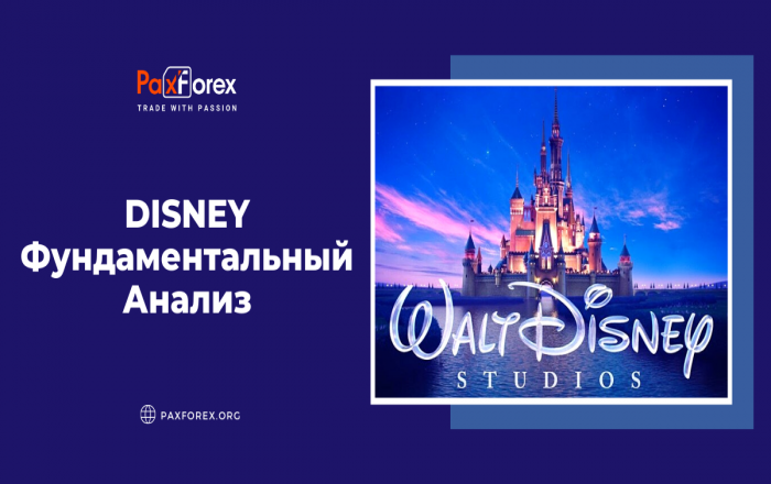 Disney | Фундаментальный Анализ